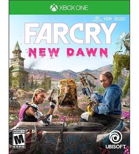 Código - Xbox One - Far Cry New Dawn