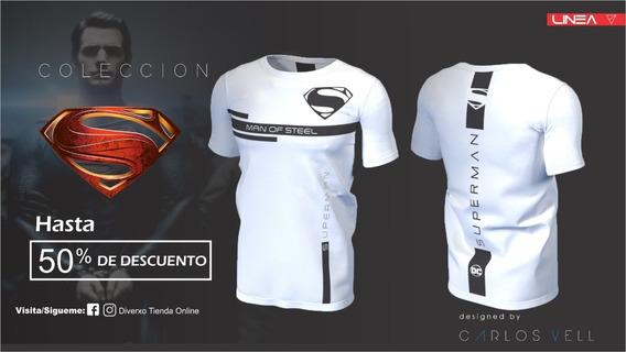 Playera Superman Edición Especial