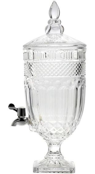 Suqueira Cristal Com Torneira 4,5l Class Home Promoção