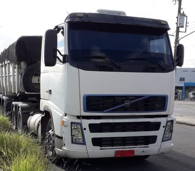 Volvo Fh 400 6x2 2007 Mb/vw/iveco/ford/daf/scania