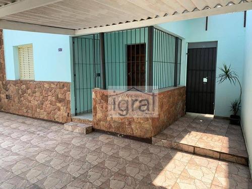 Casa Com 2 Dormitórios À Venda, 90 M² Por R$ 495.000,00 - Vila Babilônia - São Paulo/sp - Ca0652