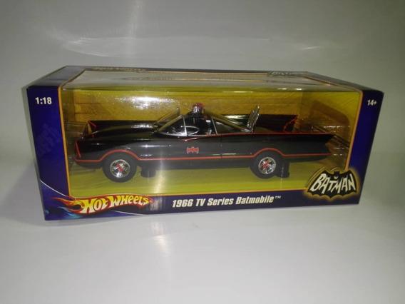 Hot Wheels Batimovil Batman Carro Coleccion