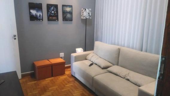 Apartamento Com 3 Quartos Para Comprar No Prado Em Belo Horizonte/mg - 3184