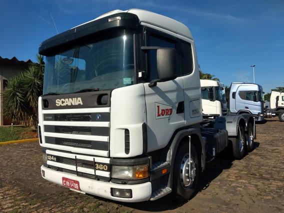 Scania R 124 4x2 360