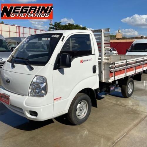 Bongo Kia K2500 4x2 Cs - Turbo Negrini - 2015 - 117.311 Km