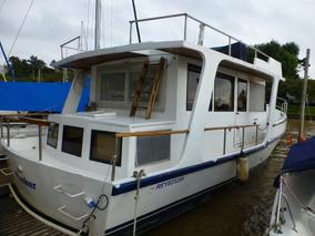 Crucero Trawler Acero Naval Dos Motores