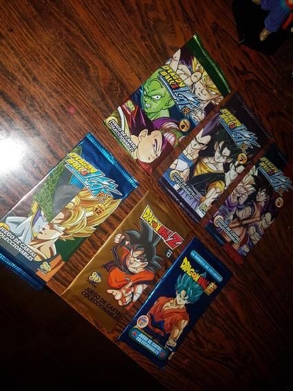 Cartas Dragon Ball Kai, Super