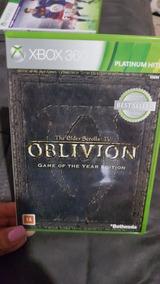 Elders Scrolls 4 Oblivion Original Xbox 360
