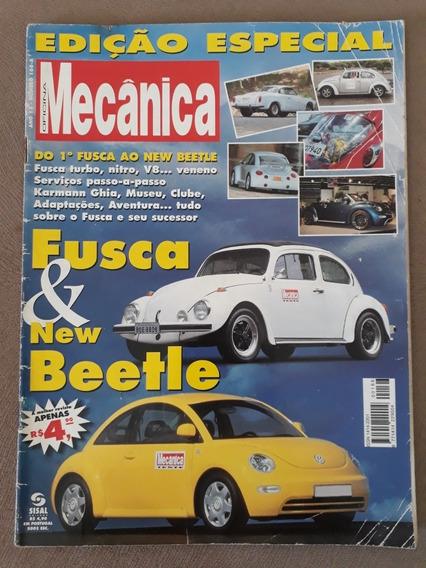 Revistas Oficina Mecânica N 166-a Especial Fusca