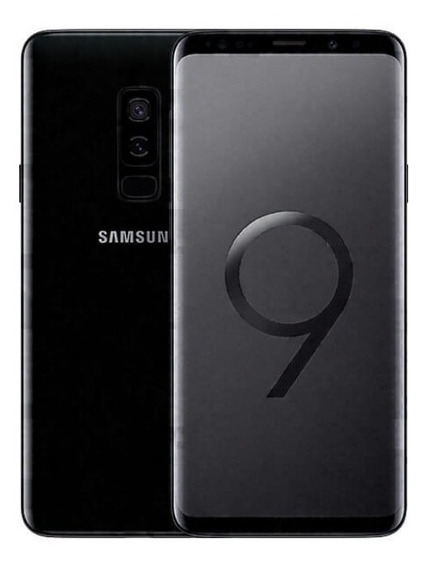 Samsung S9 Plus 64gb Black (openbox) Phonefactory