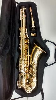 Estuche Para Saxofon Tenor Importado