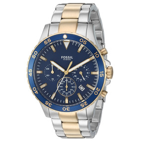 Relógio Fossil Masculino Crewmaster - Ch3076 - Nfe