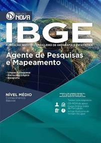Apostila Concurso Ibge 2016