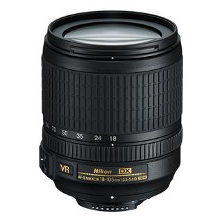 Lente Nikon Af-s Nikkor Dx 18-105mm F/3.5-5.6g Ed Vr Oferta!