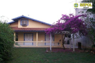 Chácara Residencial À Venda, Planalto Verde, São Roque. - Ch0078