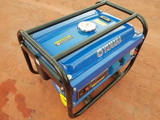 Generador Eléctrico 6500w 13hp Yamaha