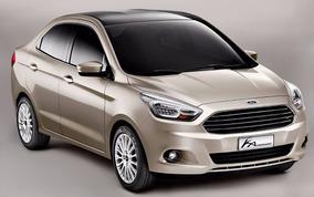 Sucata Ford Ka 1.5 16v Manual 2015 (vendido Em Peças)