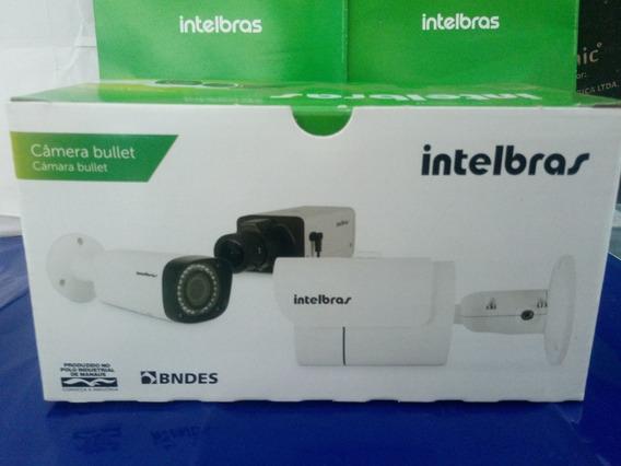 Câmera Intelbras Vhd 1220 B G4 Hdvci 20mts. Multi Hd