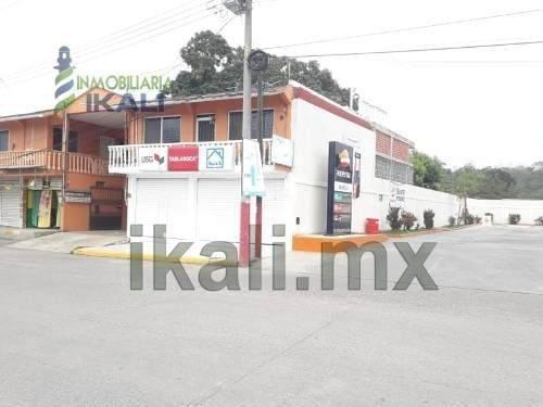 Renta Local Comercial Plan De Ayala Tihuatlan Veracruz. Ubicado En La Avenida Ejercito Mexicano En La Colonia Plan De Ayala En Tihuatlan Veracruz A Un Lado De Una Gasolinera Y A Un Costado De Poza Ri