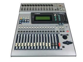 Mesa De Som Digital Yamaha 01v Mixer Pronta Entrega