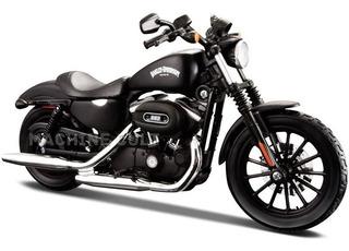 Miniatura Harley-davidson 2014 Sportster Iron 883 1:12
