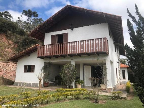 Sítio Para Venda Em Teresópolis, Santa Rita, 4 Dormitórios, 3 Suítes, 6 Banheiros, 3 Vagas - St434