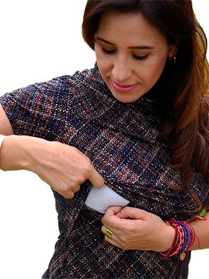 Blusa De Lactancia Y Embarazo Ropa Maternidad- Alicia