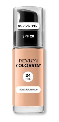 Base Liquida Revlon Colorstay Piel Normal/seca N°320
