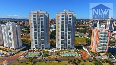 Apartamento Residencial À Venda, Taquaral, Campinas. - Ap0374