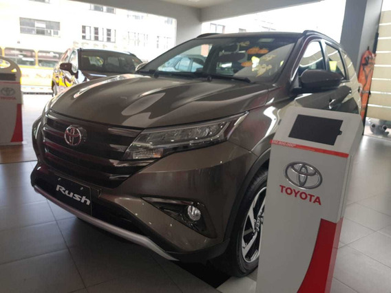 Toyota Rush 1.5cc 4x2 Automatica 2019