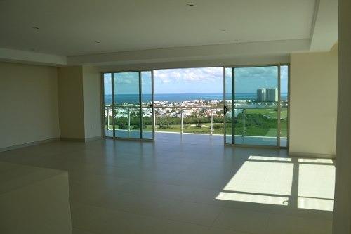 Increíble Y Amplio Penthouse Cancun Towers| 3 Amplias Recmrs