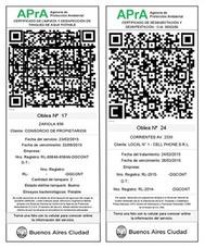 Fumigación Certificado Gcba Fumigaciones Cucarachas Pulgas