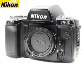 Câmera Nikon F90x - Corpo
