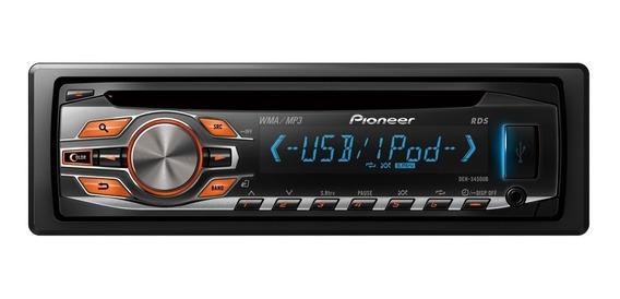 Radio Auto Pioneer Deh-3450ub En Perfectas Condiciones