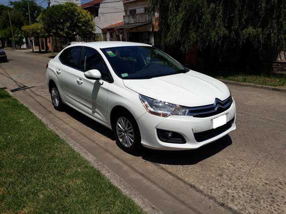 Citroen C4 Lounge 2.0 Origine 2015 Unico Dueño