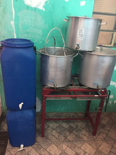 Imagem 1 de 5 de Klt Para Produção De Cerveja Artesanal