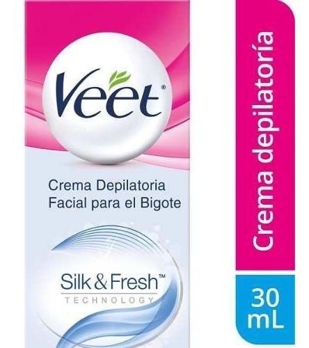 Veet Crema Facial Piel Sensible 30ml