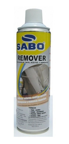 Limpiador Removedor De Tinta Sabo 590 Mlb
