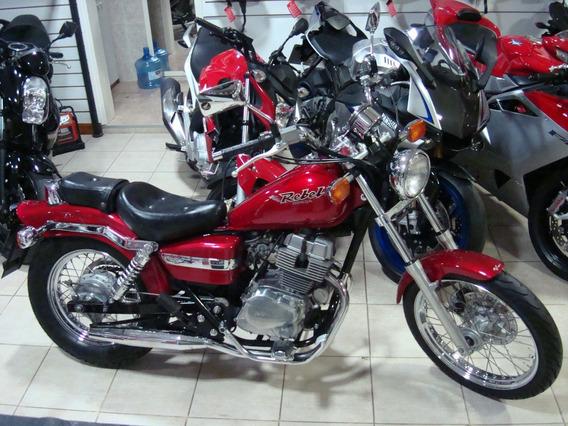 Honda Rebel 250 Modelo 1998