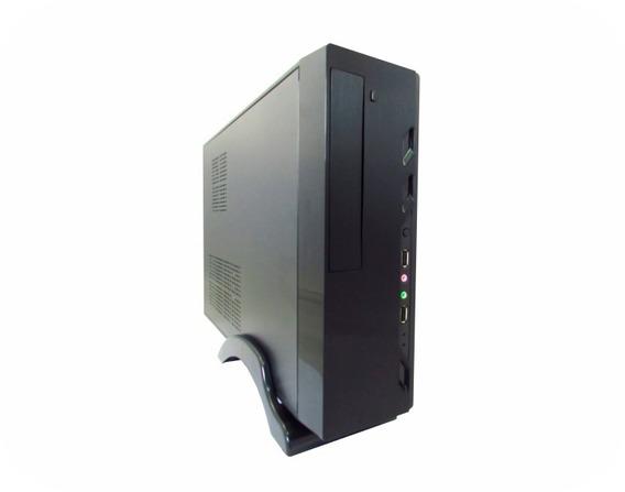 Pc Computador Cpu Desktop Usado Core I3 4gb 320gb Hd - Usado