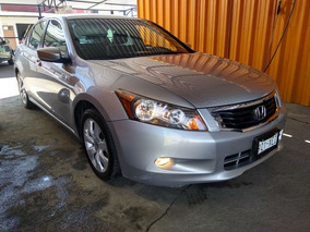 Honda Accord Sedan V6