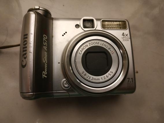 Câmera Power Shot A570is Canon