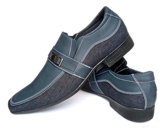 Sapato Social Casual Masculino Barato Na Promoção 12xs/juros