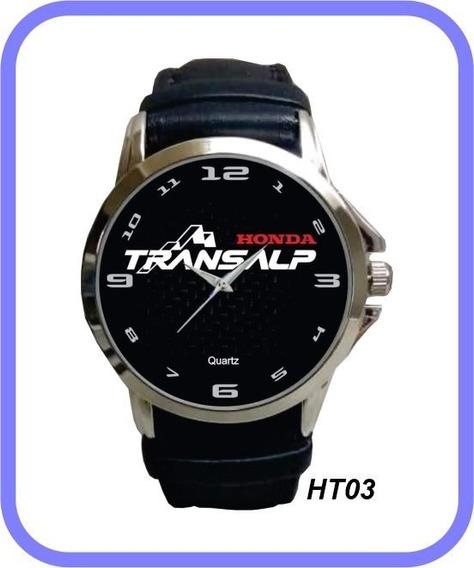 Relógio De Pulso Personalizado Transalp Honda Xl700