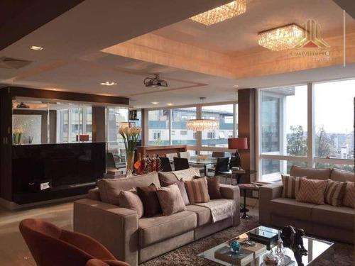 Imagem 1 de 29 de Apartamento Residencial À Venda, Rio Branco, Porto Alegre. - Ap3443