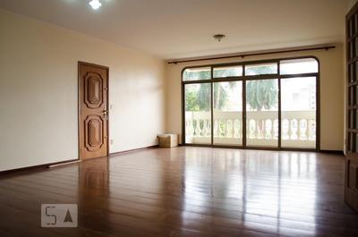 Apartamento No 4º Andar Com 4 Dormitórios E 2 Garagens - Id: 892777568 - 77568