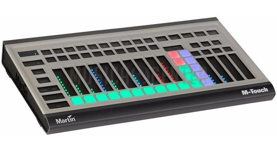Controlador De Iluminação Console Martin M-touch Dmx
