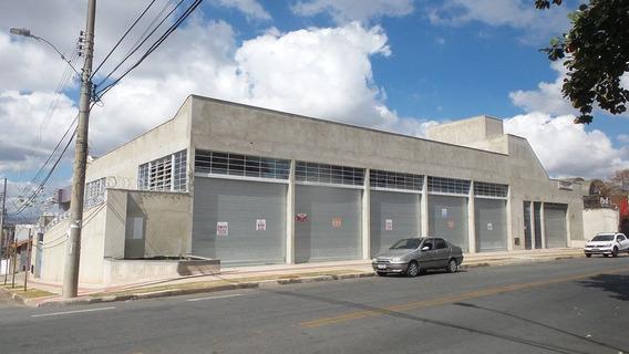 Loja Para Alugar No Santa Mônica Em Belo Horizonte/mg - 1696