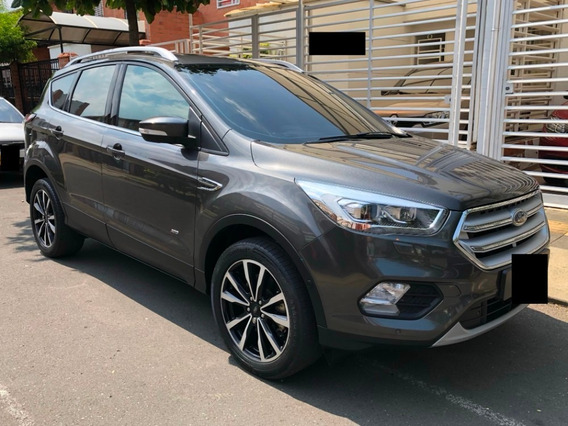 Ford Escape Titanium 2018 Full