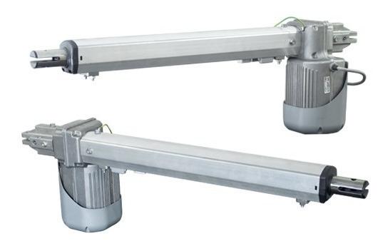Motor Pivotante Seg Pivus Duo Doble 075 Para Automatización De Portones